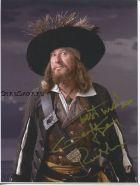 Автограф: Джеффри Раш. (Пираты Карибского моря)